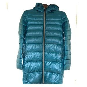 Duvetica Goose Down Quilted Coat